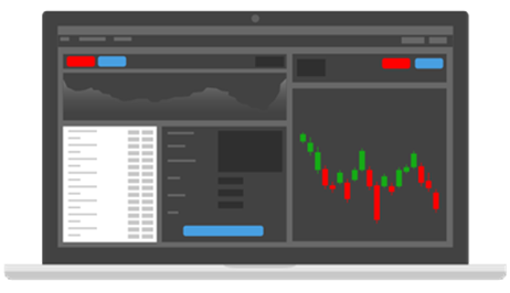 Interactive mobile platform for spread trading